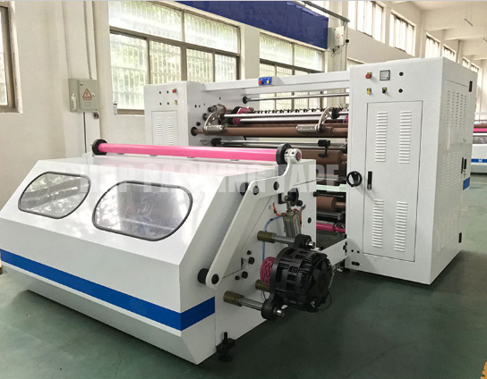 Features Of Adhesive Tape Making Machine