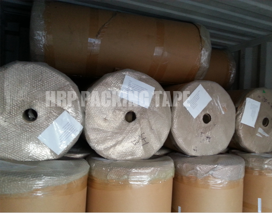 Function Of BOPP Adhesive Tape Jumbo Roll