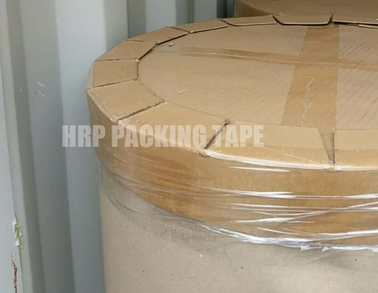 Self Adhesive Tape Jumbo Roll Manufacturing Method