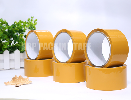 Brown Carton Sealing Tape Manufacturer Talk About The Influence Of Raw Materials On Tape