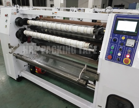 Proper Use Of Adhesive Tape Slitting And Rewinding Machine Can Extend Its Service Life
