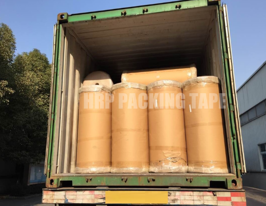 Tape For Moving Boxes Thermal Degradation Process
