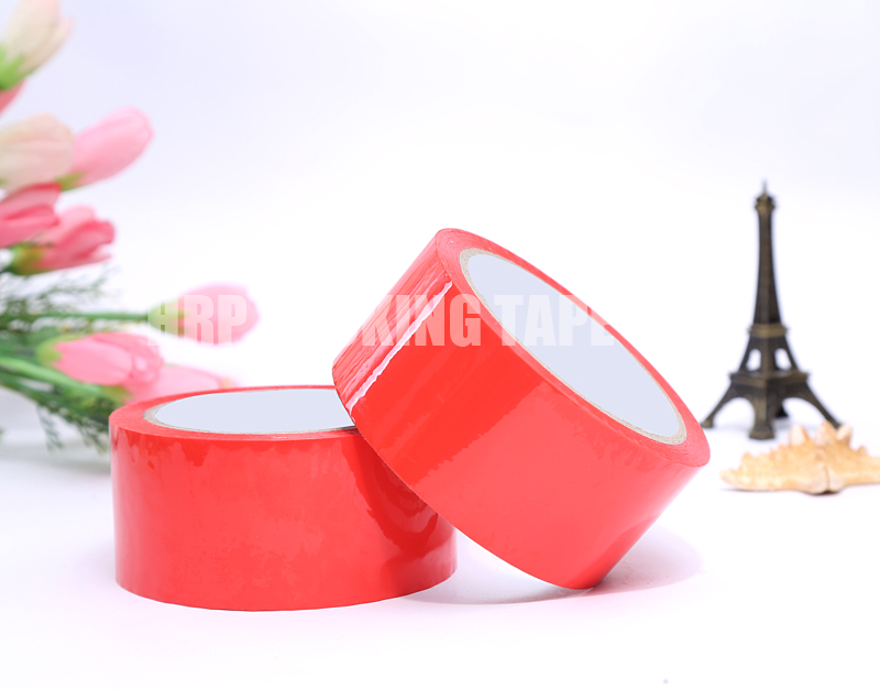 Carton Sealing Tape Thermal Degradation Process