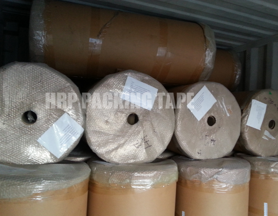 How To Deal With Industrial Packing Tape that Is Not Sticky?