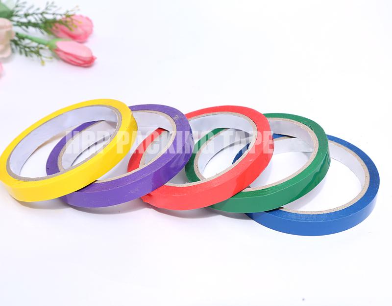 Bag neck sealer tape