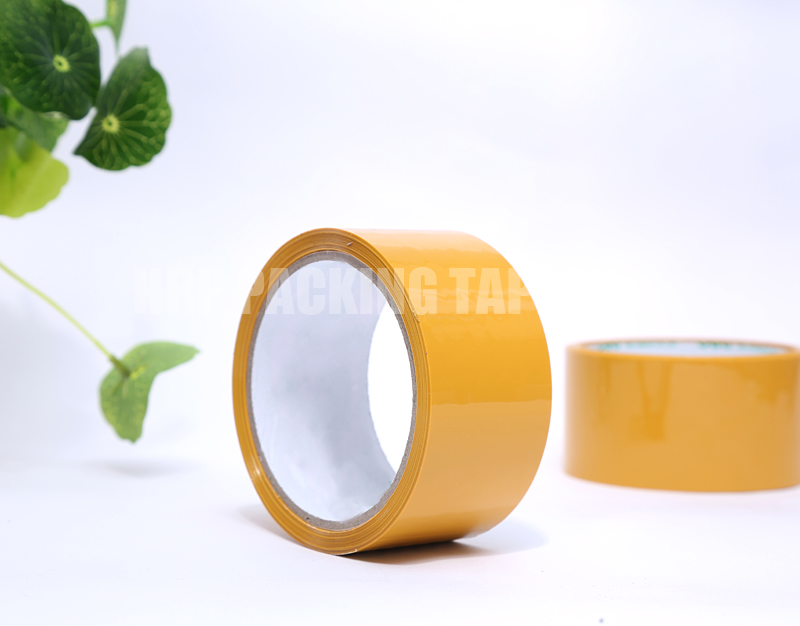 Brown shipping tape