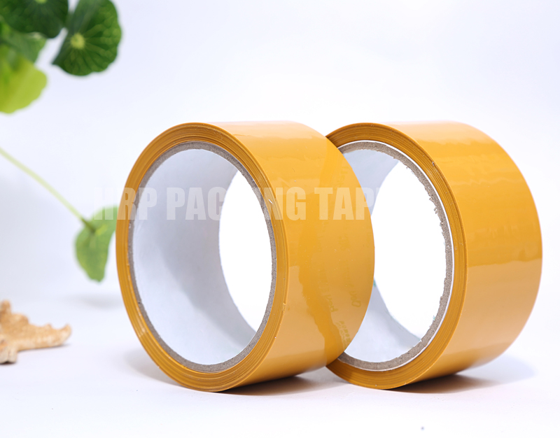 Tan packing tape