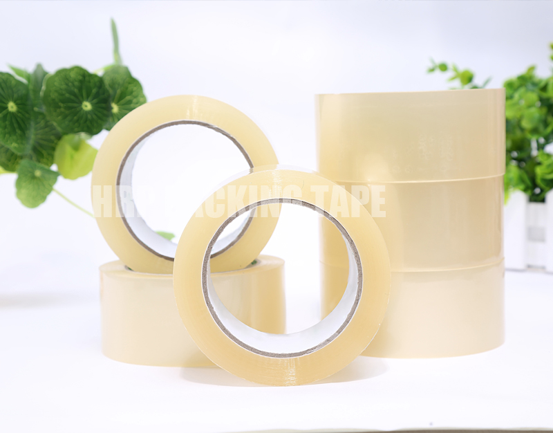 Bulk packing tape