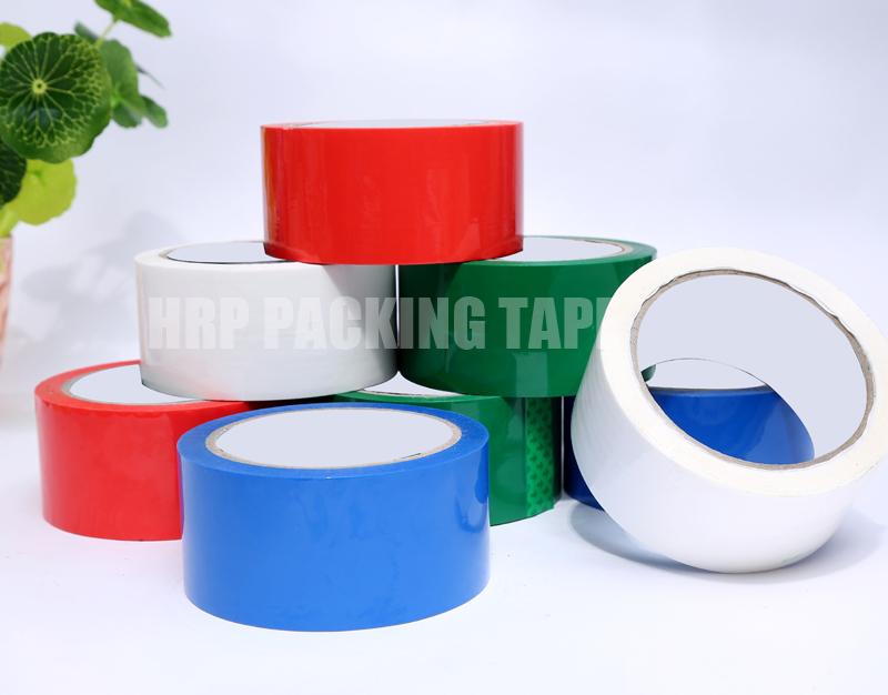 Coloured tape