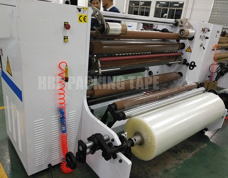 BOPP tape slitting machine manufacturers
