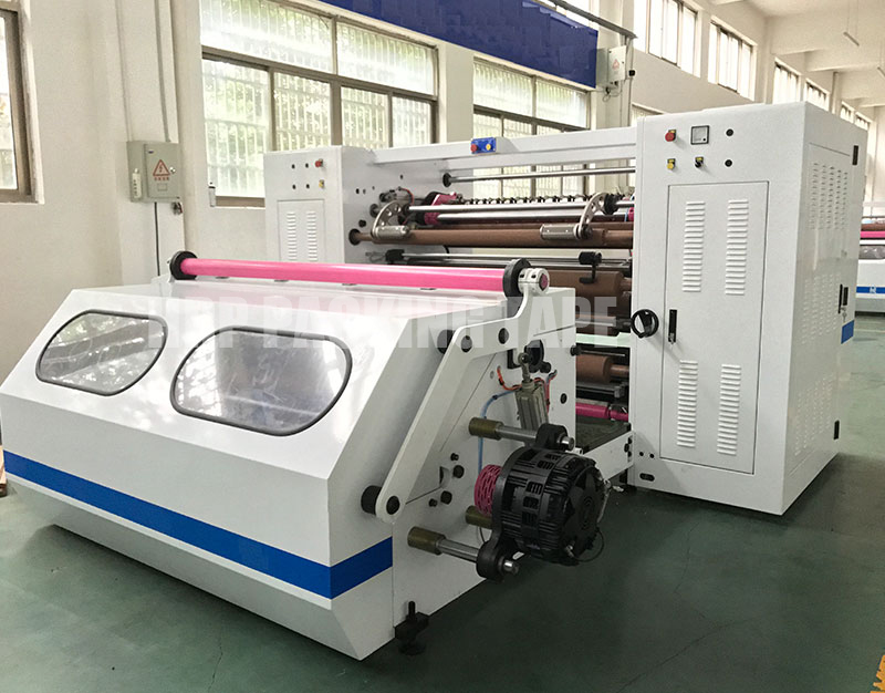 Bopp self adhesive tape machine manufacturers