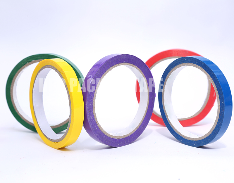 colorful bag sealing tape