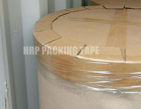 We are one of BOPP tape jumbo roll manufacturers in China
