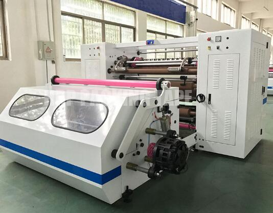 Herpu is a professional adhesive tape manufacturing machine exporter