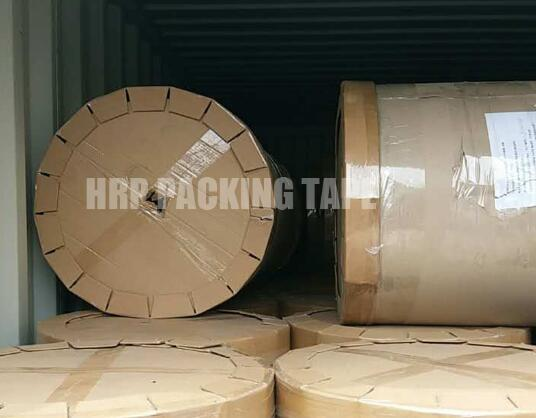 What is BOPP packing tape jumbo roll used for?
