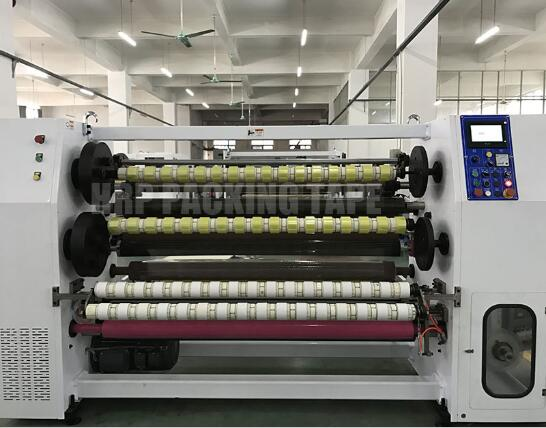 What Are The Main Installations Of Adhesive Tape Manufacturing Machine?